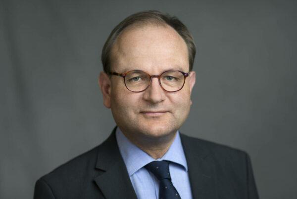 Portrait Ottmar Edenhofer