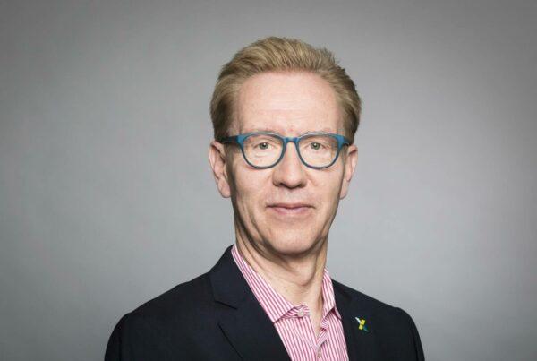 Portrait Wolf-Dieter Lukas