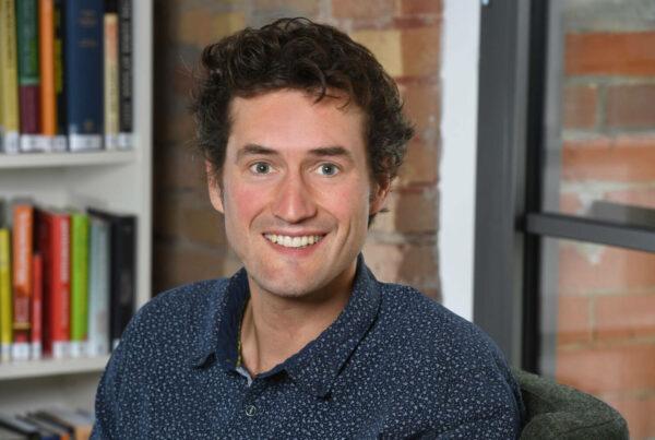 Portrait Luke Haywood