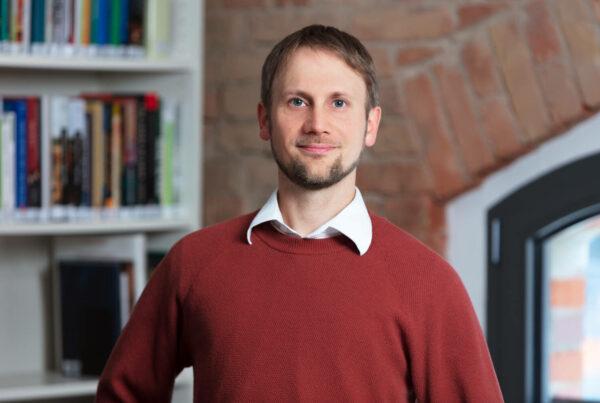Portrait Martin Kowarsch