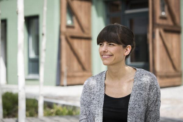 Portrait Ulrike Hinz