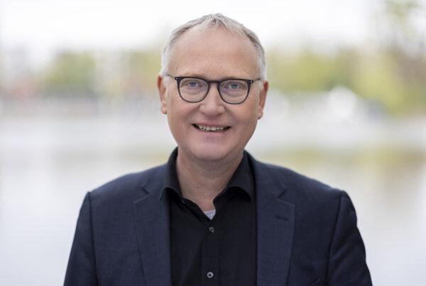 Portrait Klaus Mindrup
