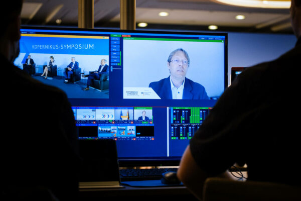 Fotograf: André Wagenzik, Kopernikus Symposium, Potsdam-Institut für Klimafolgenforschung e.V.